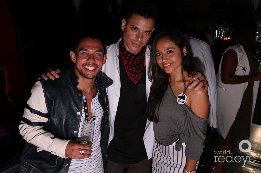 32-Rebecca Sagarnaga, Jose Flores, & Yasiel landrian0