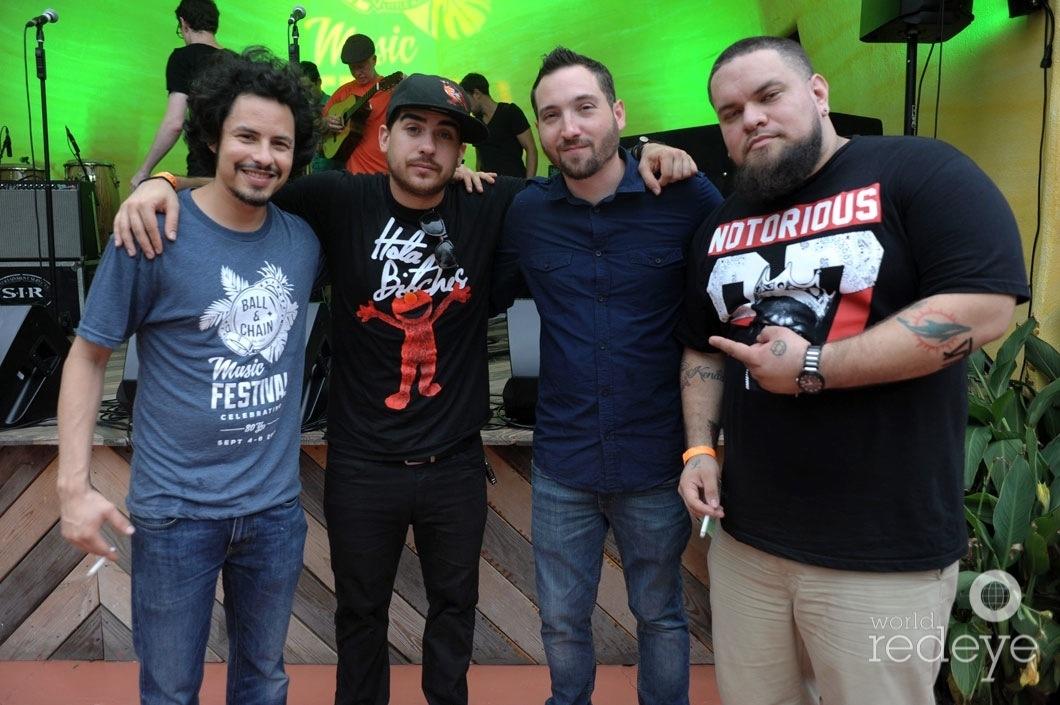 10.6-Rodrigo Zambrano, Ralfy Valencia, Ted Zimmerman, & DaVincci