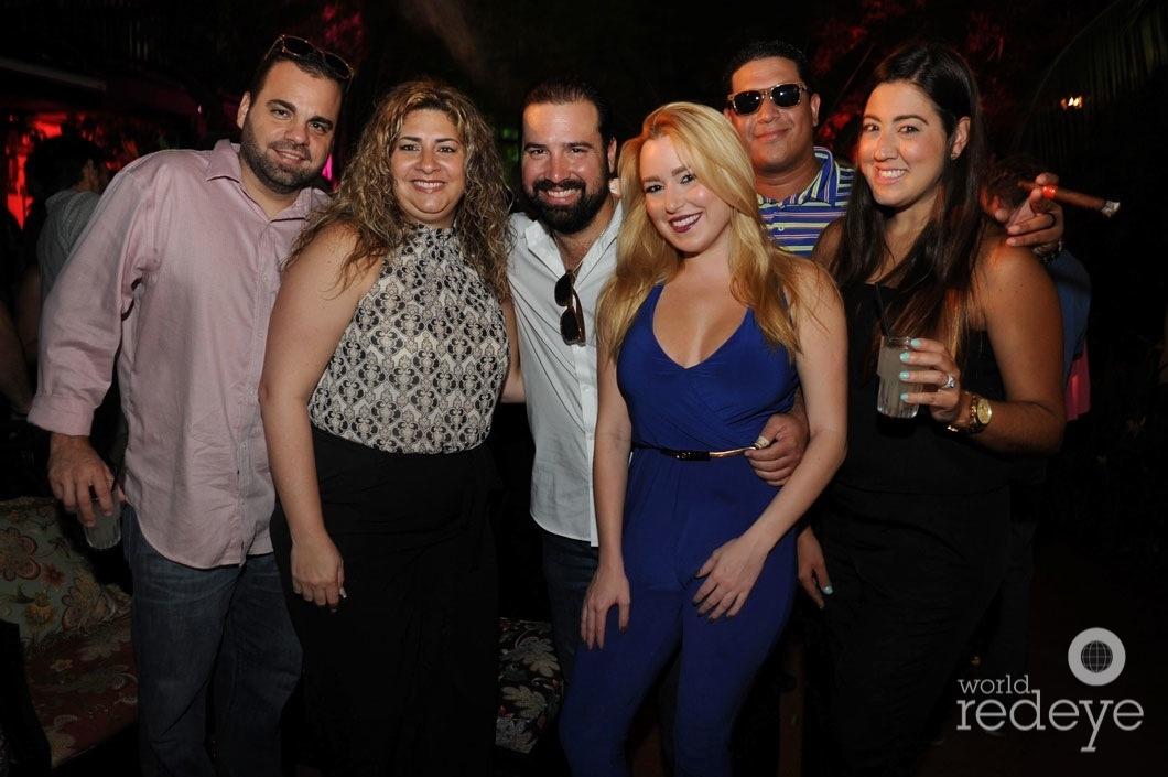 64.5-Javier Antonijuan, Ronnie Silva, Glenn Quinones & Friends