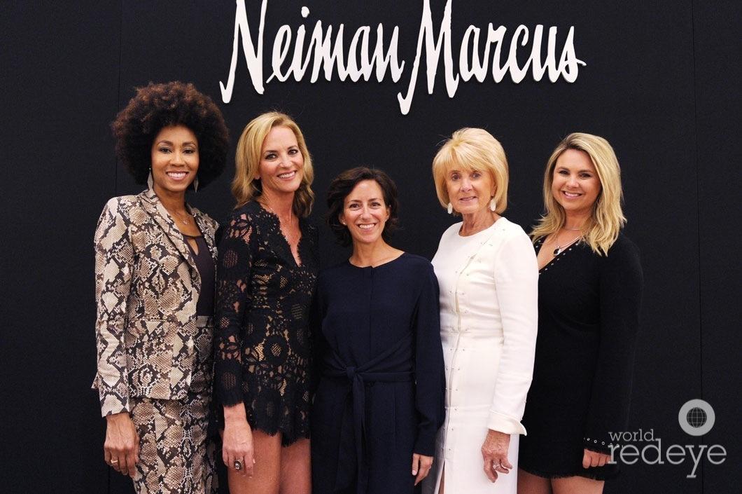 4-Kalyn James, Lisa Petrillo, Eva Silverstein, Barbara & Michele Reese