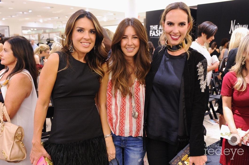 45-Gina Beekman, Lidia Pefaur, & Valentina Salas