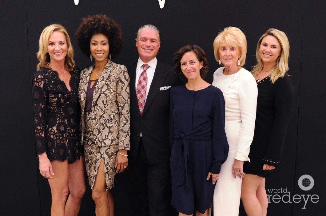 5-Kalyn James, Lisa Petrillo, Stephen Brunelle, Eva Silverstein, Barbara & Michele Reese