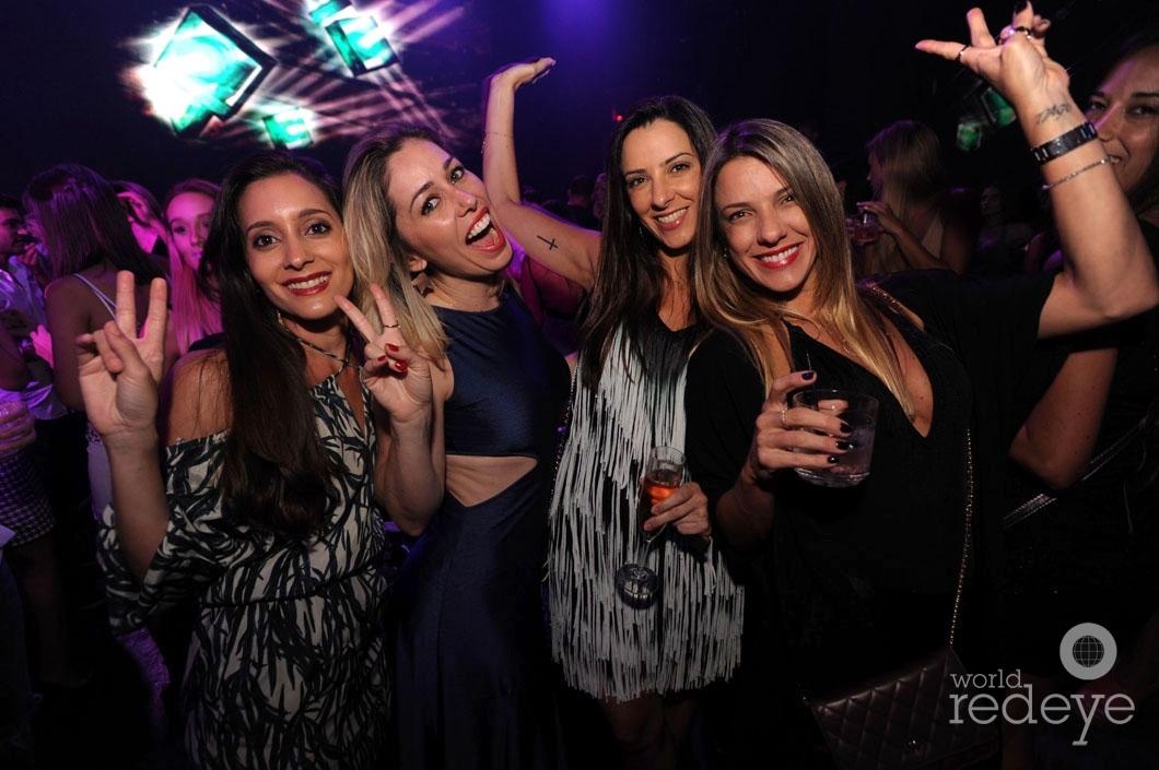 Mayara Pezenti, Camille Quintairos, Carolina Frizzera, & Tatiana Frizzera