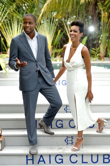 Image result for Dulé Hill and Jazmyn Simon
