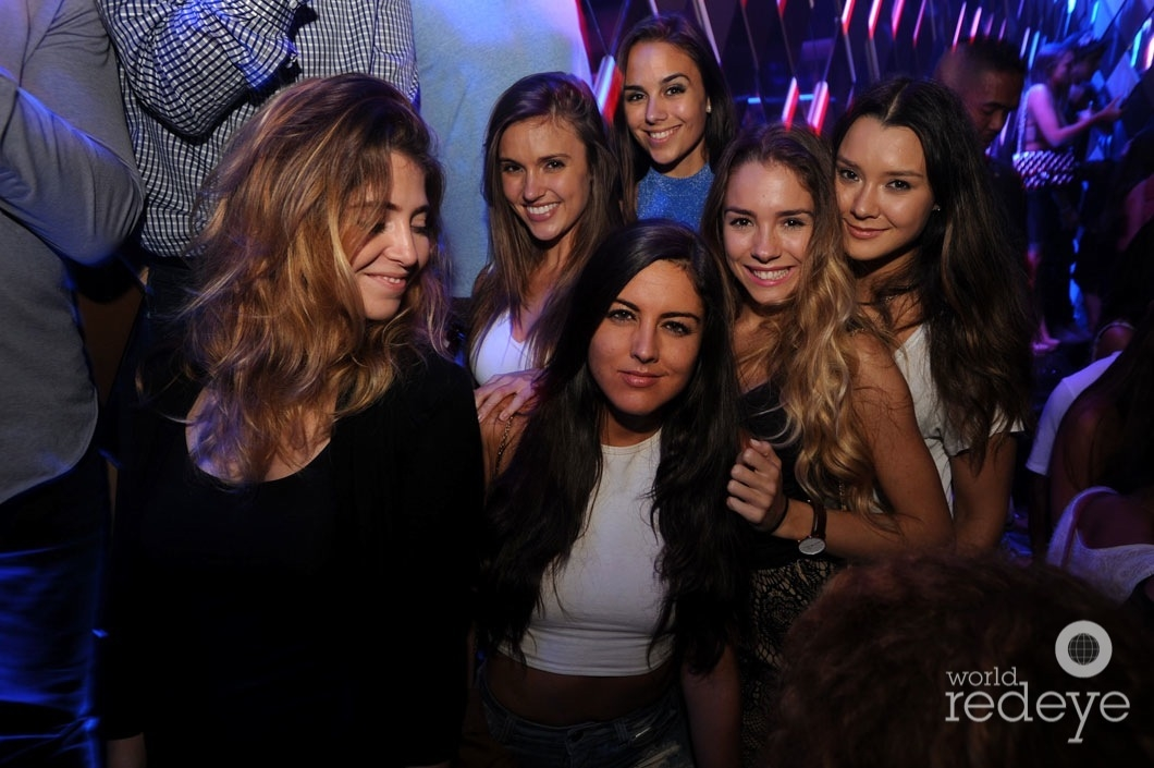 13.1-Laura, Alexis Farley, Kat Jade, & Kat2