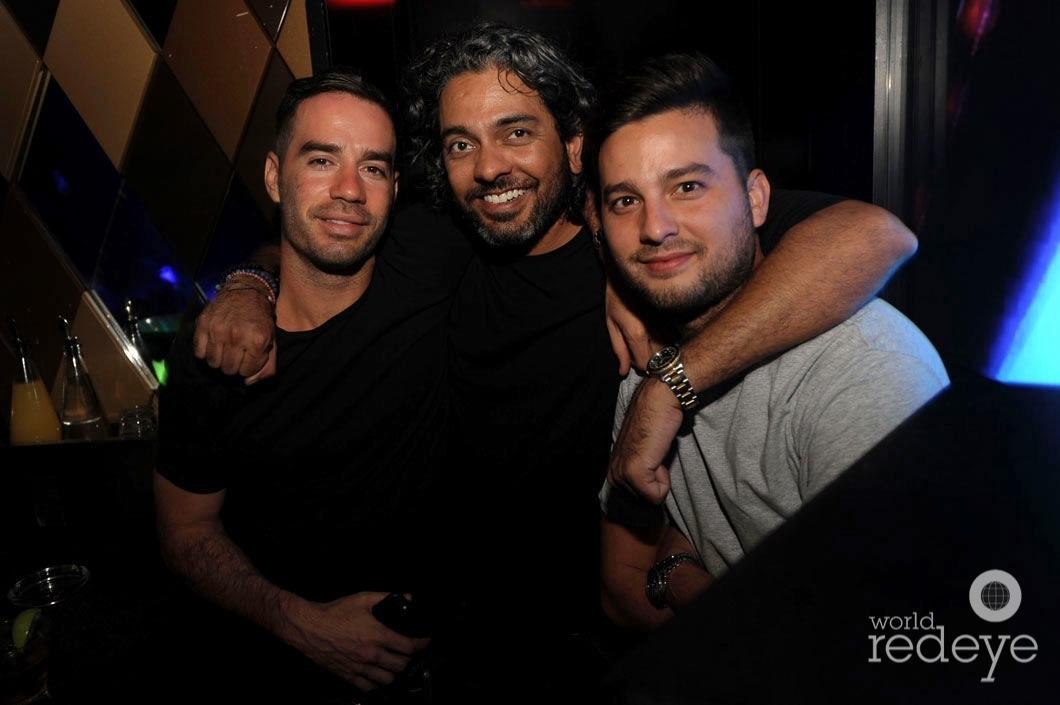 21-Jason Odio, Navin Chatani, & Chris de la Fe3