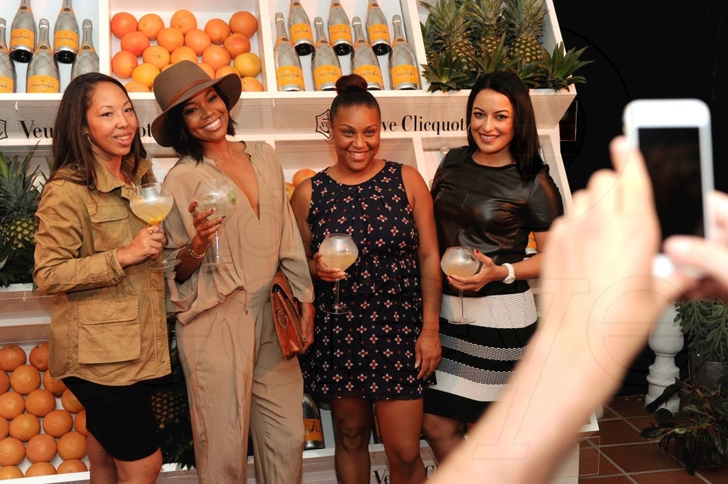 23-Mandi Miranda, Gabrielle Union, Chantelle Christopher, & Jessica Borero