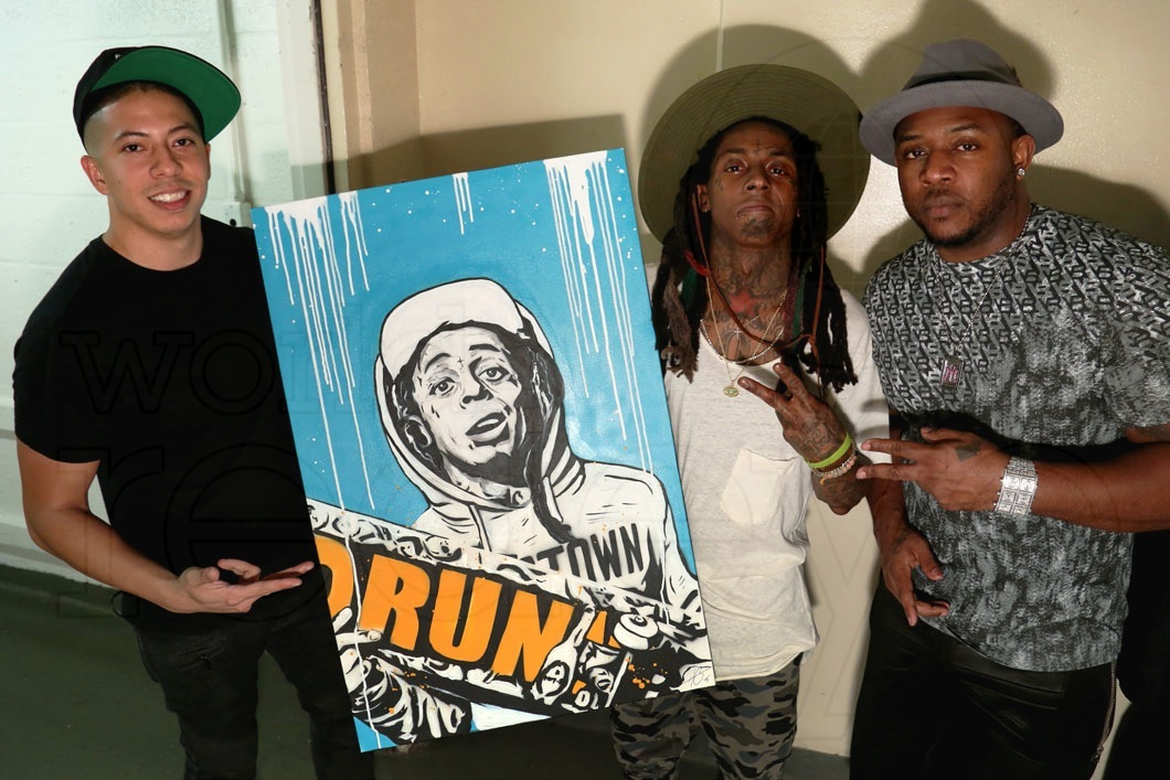 x-Purple, Lil Wayne, & Mack Maine