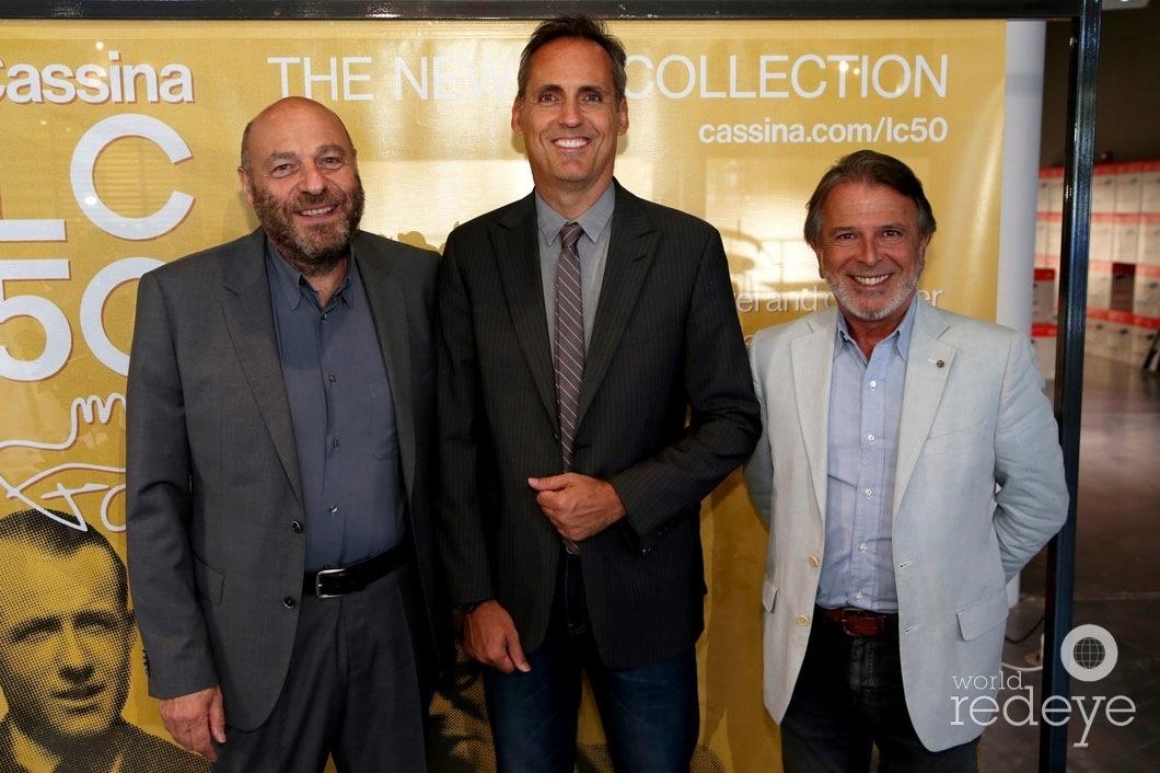 7-Jean Louis Cohen, Aldo Faetti, & Giampiero Di Persia1