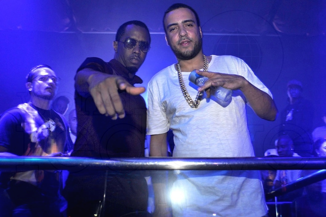 2-Sean Puff Daddy Combs & French Montana
