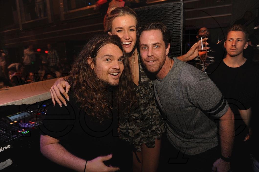 Tommy Trash, Matt Spitz, & Claire Fisher