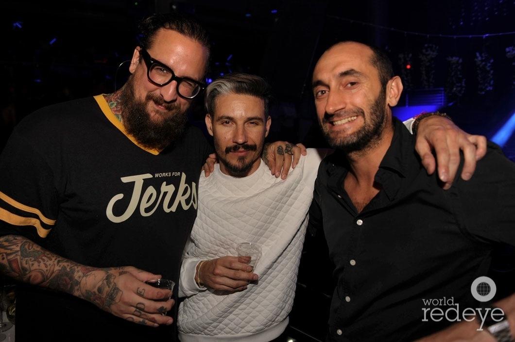 Neils Brands, Biz Martinez, & Davide Link