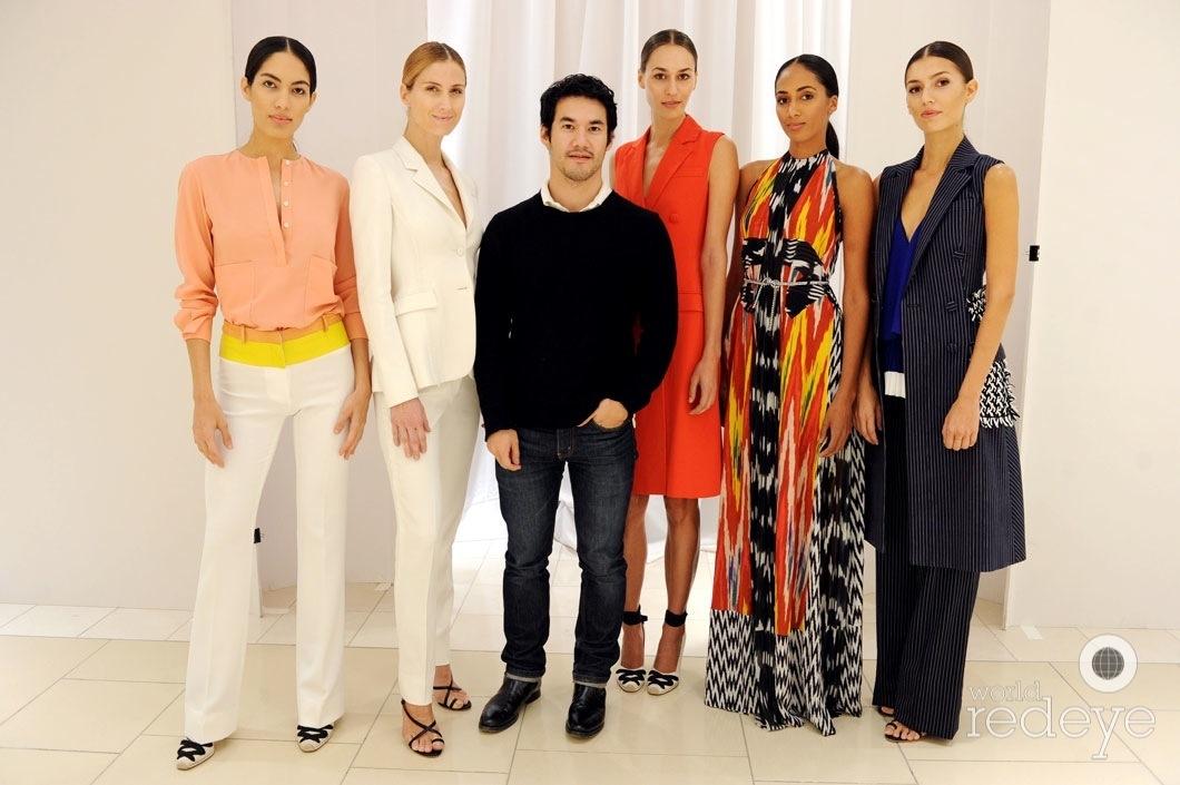 6-Samantha Shurafa, Lejla Szabo, Joseph Altuzarra, Laetica Huss, Maria Soler-Dubreuil, & Ana S1