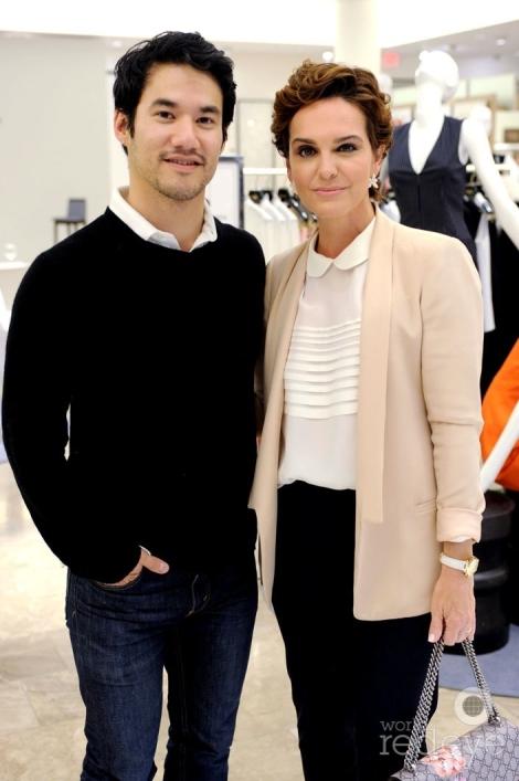 Joseph Altuzarra & Ana Hughes