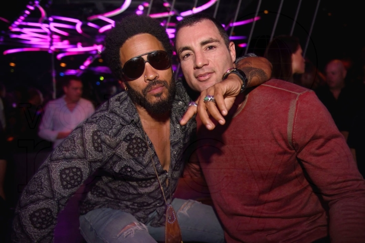 1-Lenny Kravitz & Chris Paciello