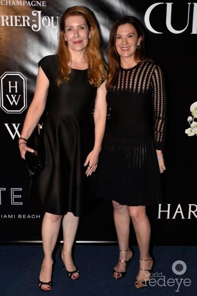 Susan Ainsworth & Sarah Harrelson