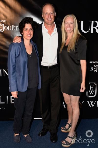 Jennifer, Jason, & Michelle Rubell