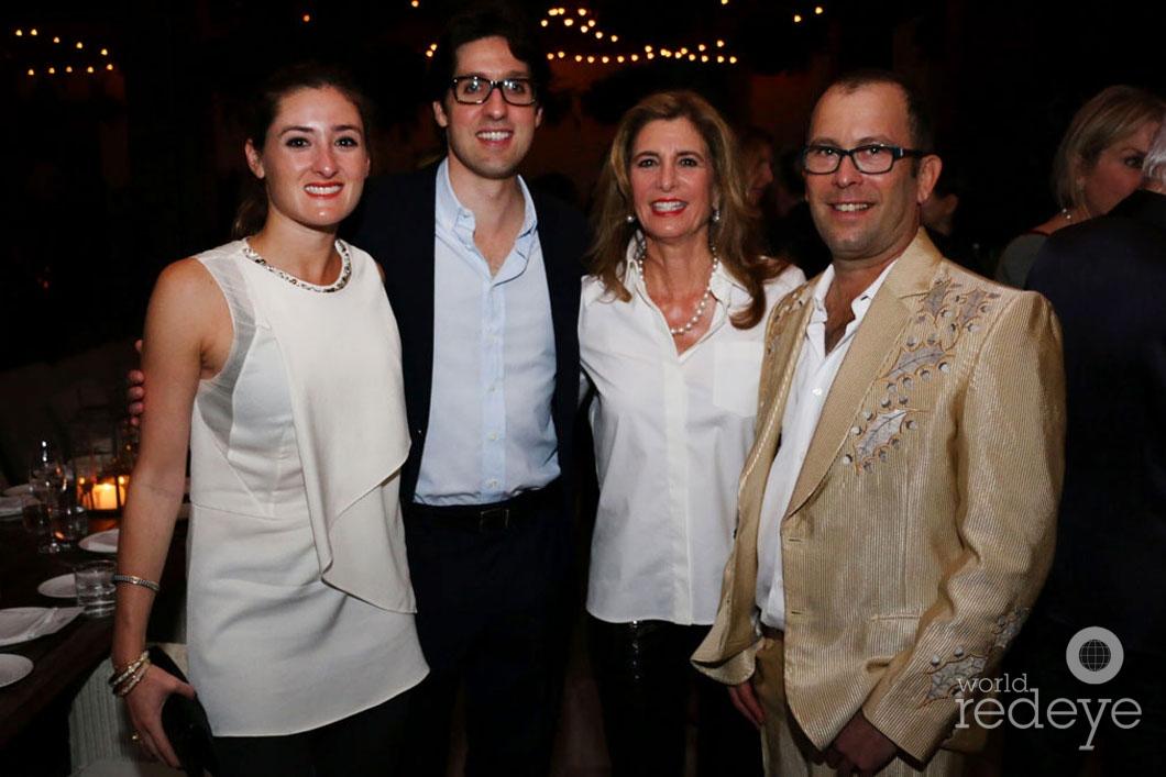 3-Hillary Hertzberg, Daniel Hertzberg, Jill Hertzberg, & George Lindemann1_new
