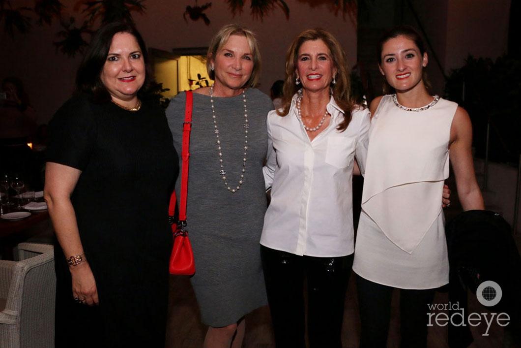 4-Silvia Karman Cubiñá, Felise Eber, Jill Hertzberg, & Hillary Hertzberg1_new