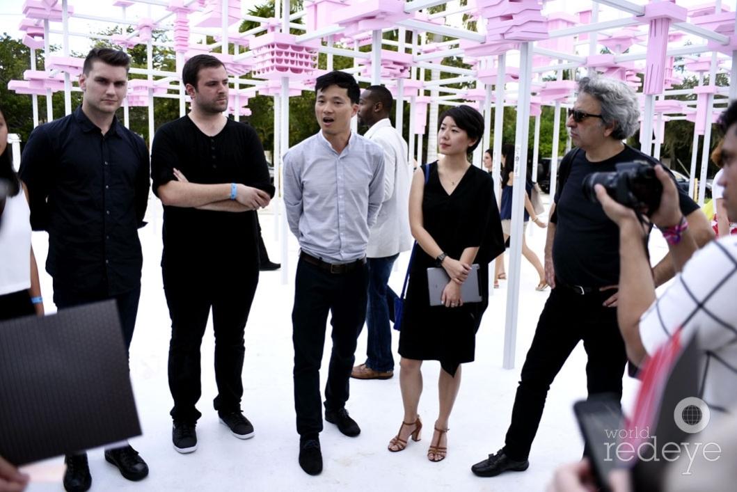66.8-Douglas Harsevoort, Steven Meyer, Yiliu Shen-Burke speaking, Joanne Cheung, & Mohsen Mostafavi_new