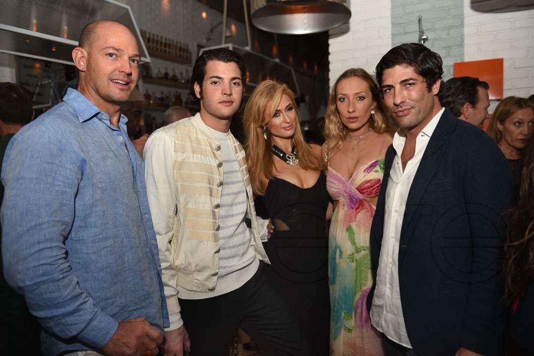 Dom Perignon Hosts 6th Annual Art Basel Celebration From Earth To