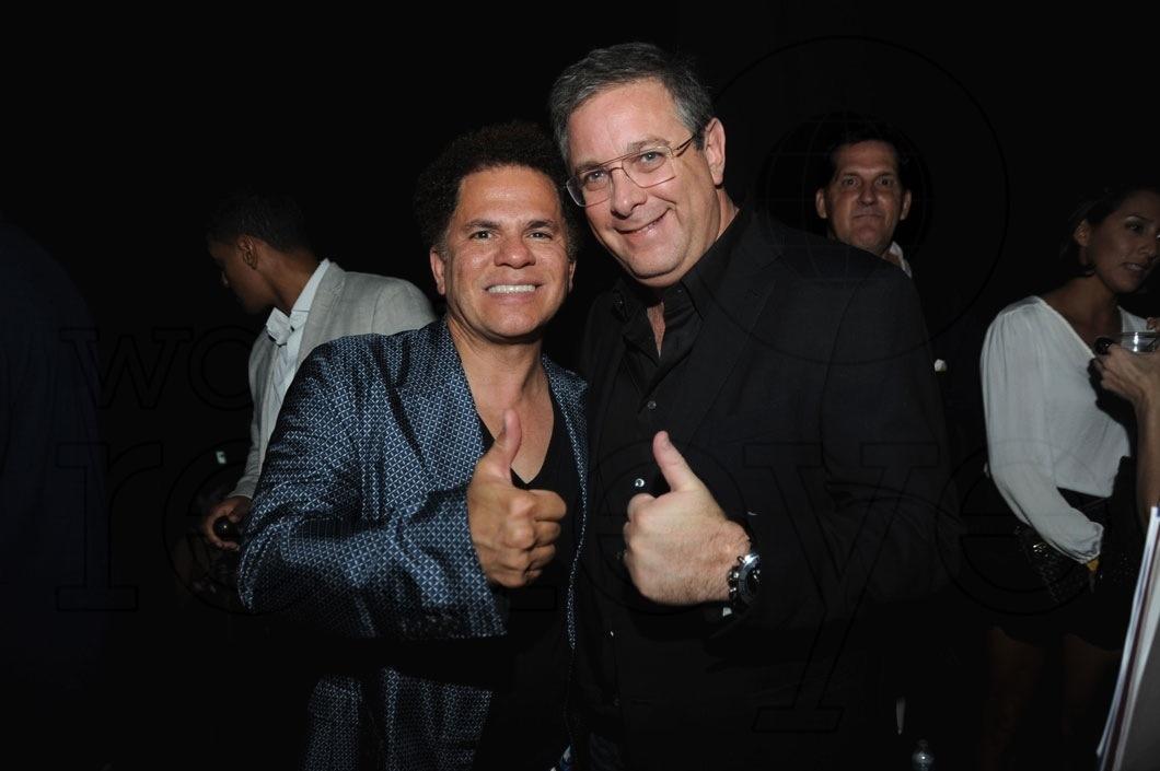 28-Romero Britto & Marc Bell