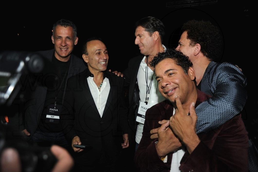 29-Moishe Mana, Michael Capponi, Romero Britto, & friends2