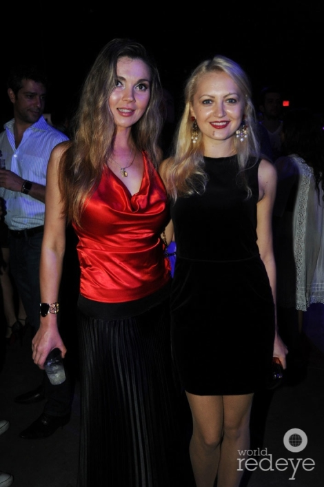 Marina & Oxana