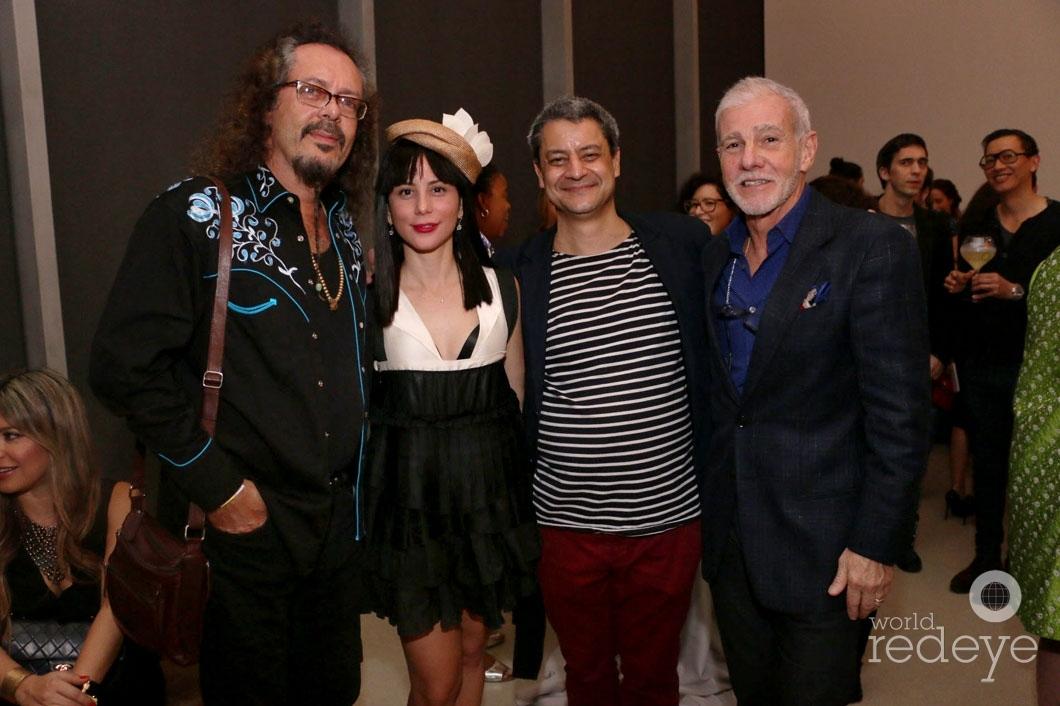 24.7-José Bedia, Wendy Guerra, Atelier Morales, & Rafael miyar_new