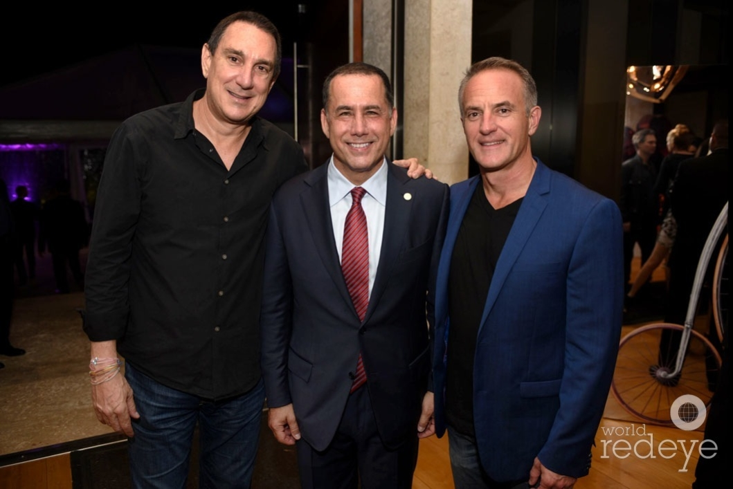 17.5-Brian Elias, Philip Levine, & Ricky Arriola