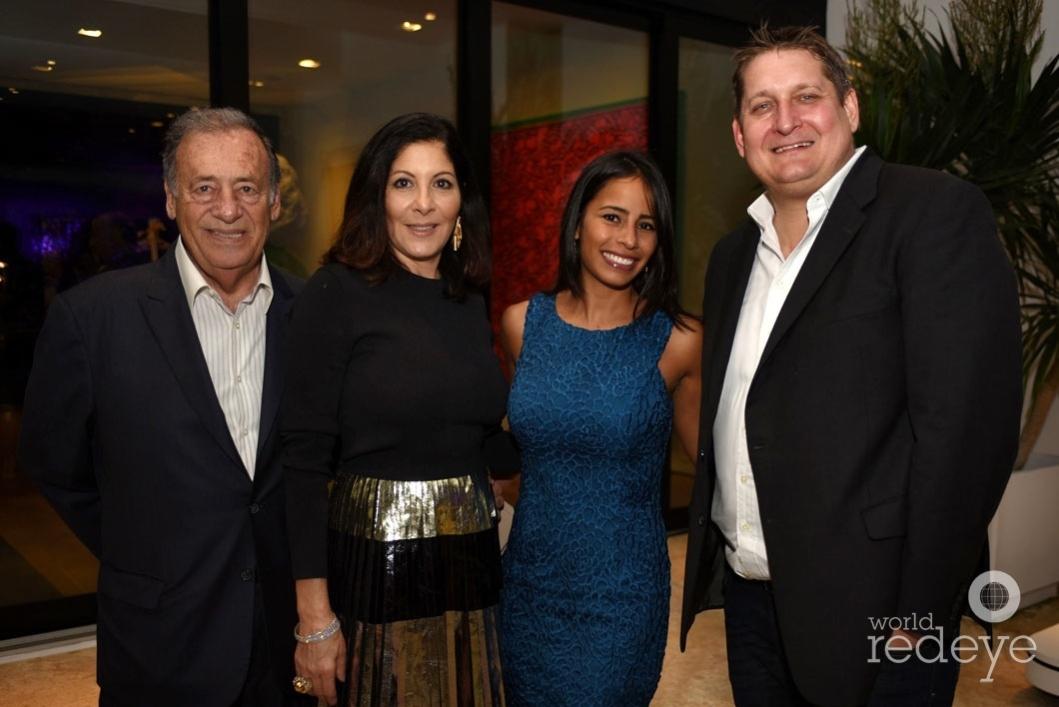 29.8-Jeff & Yolanda Berkowitz, Emily Gamboa, & Courtland Lantaff