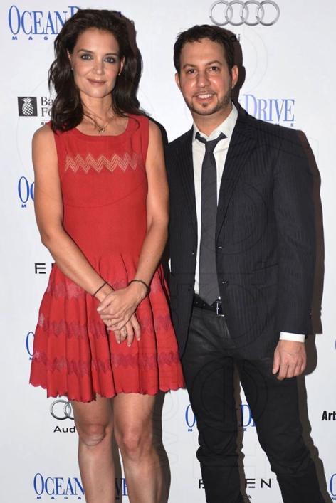 3-Katie Holmes & Jared Shapiro1