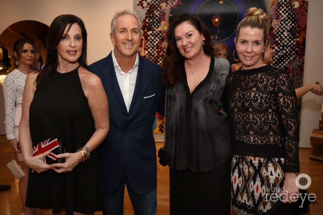 46-Andrea Greenberg, Alejandro Aparicio, Michele Addison, & Rachel Reddington