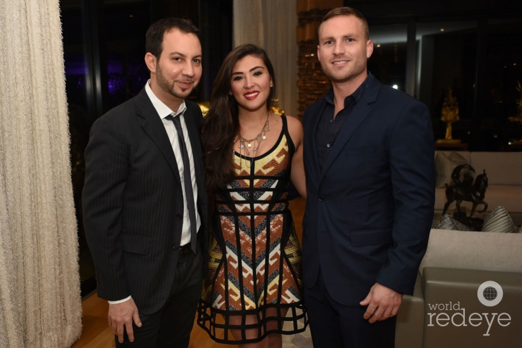 62-Jared Shapiro, Davina & Daniel Levin