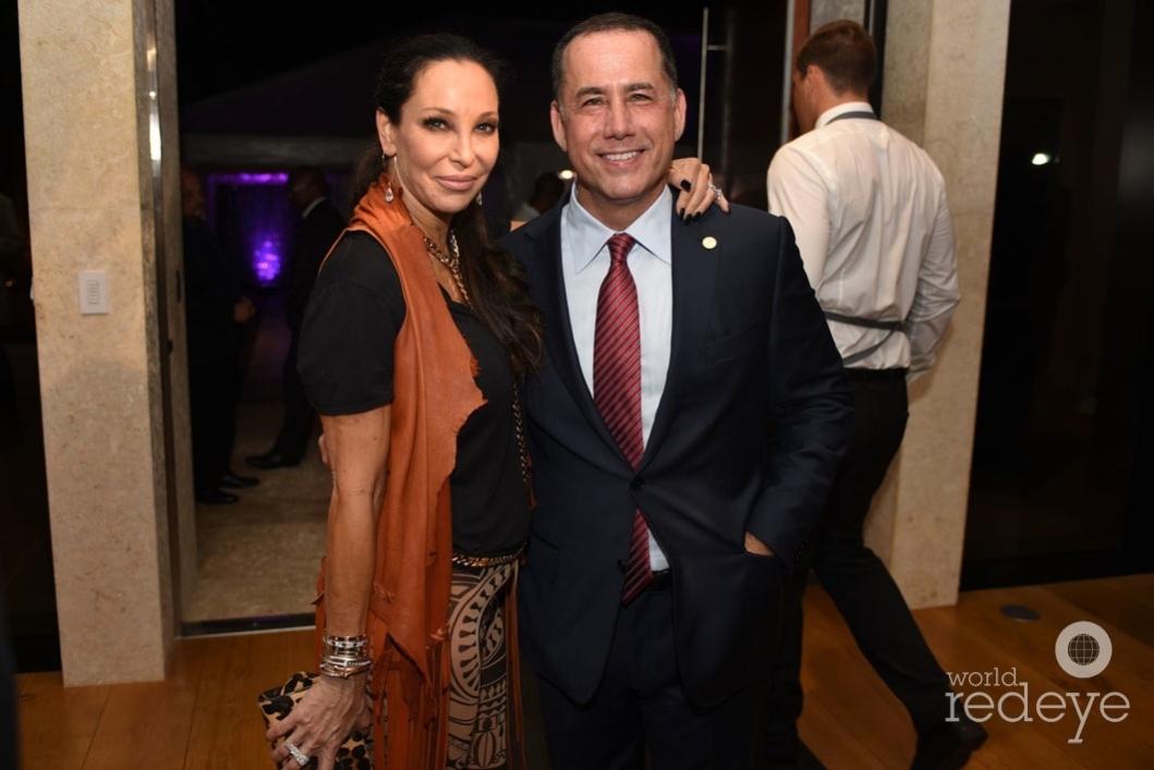 p-Lisa Pliner & Philip Levine