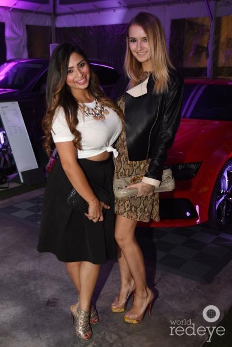 v-Ana Rivera & Alina Goryachikh