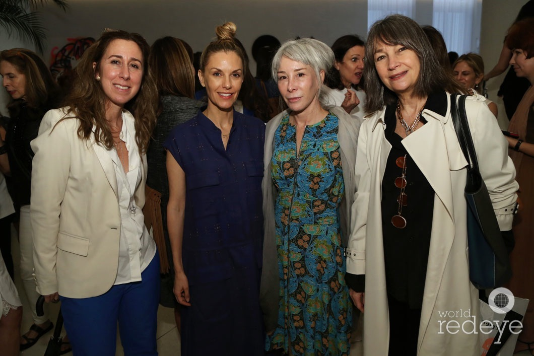 1.7-Daniela Gareh, Liza Lou, Susan Bell Richard, & Brooke Garber Neidich1