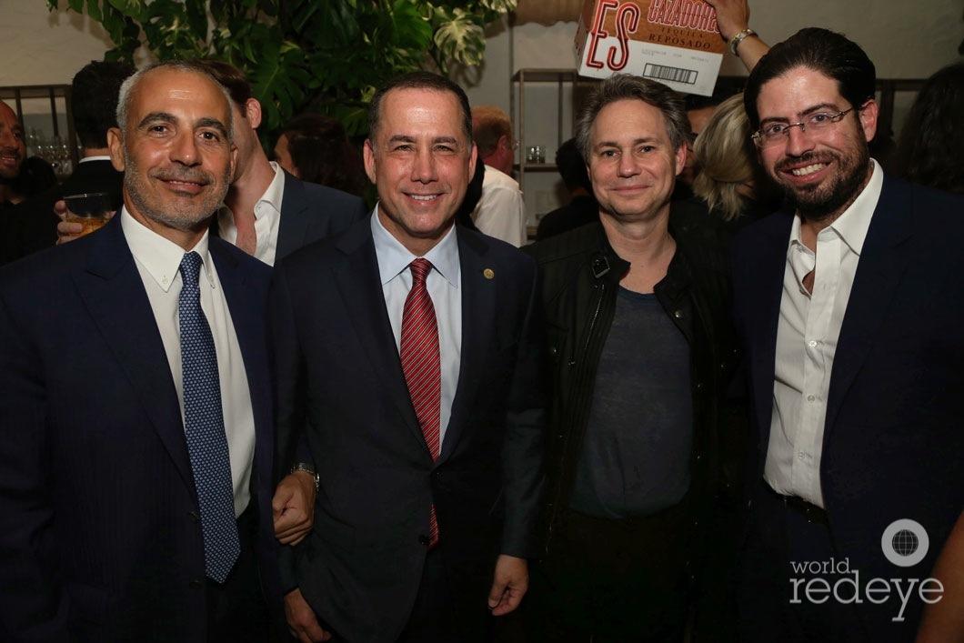 22-Rudy Petrosino, Philip Levine, Jason Binn, & David Martin1