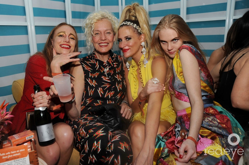 24-Millie Brown, Ellen von Unwerth, Stacy Engman, & Angela-4