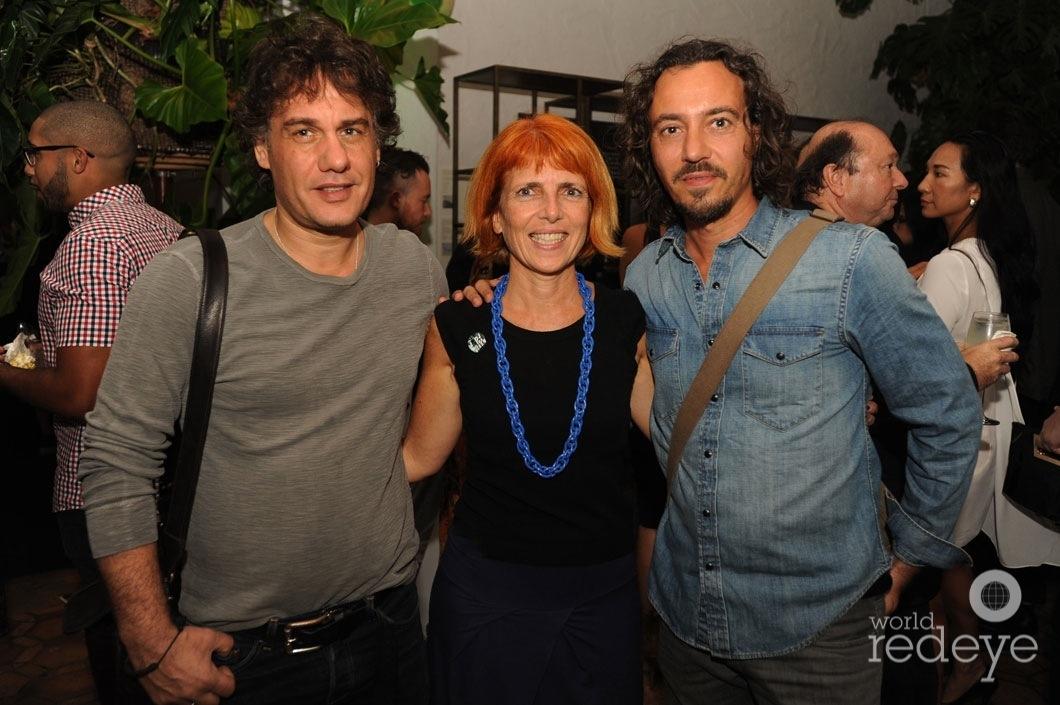 24.3-Alessandro Pampanini, Silvia Barisione, & Friend