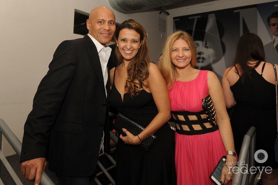 31-Dr. Kevin Roots, Sarah Gontijo, & Nicki Kalokerinos