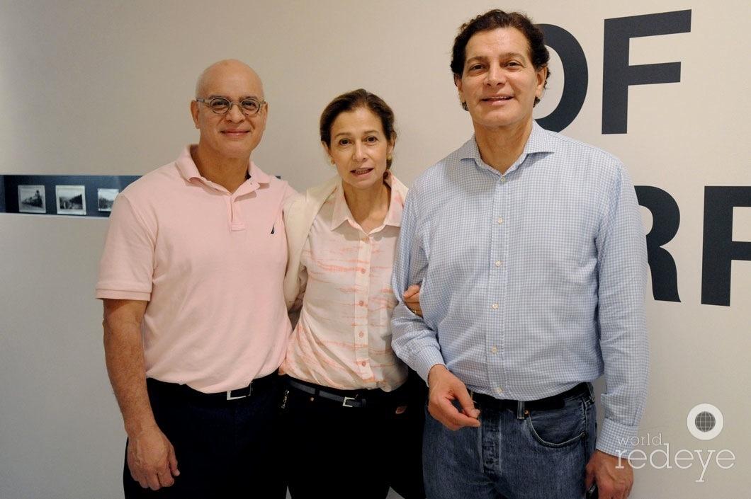 42-Fernando Batista, Marina Aaron, & Edgar Batista