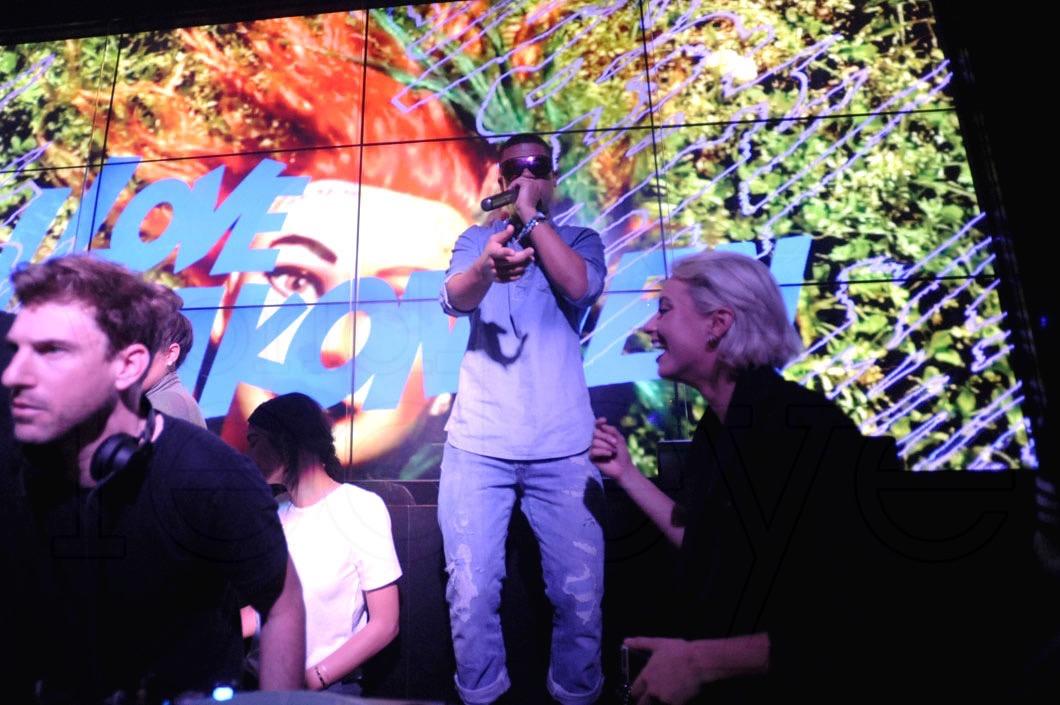 7.5-DJ Ruen djing, ILoveMakonnen performing, & Julz1