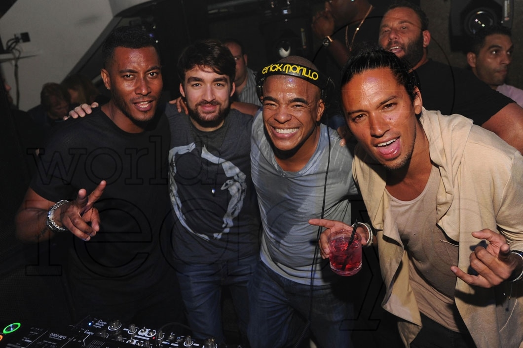 Sunnery James, Oliver Heldens, Erick Morillo, & Ryan Marciano