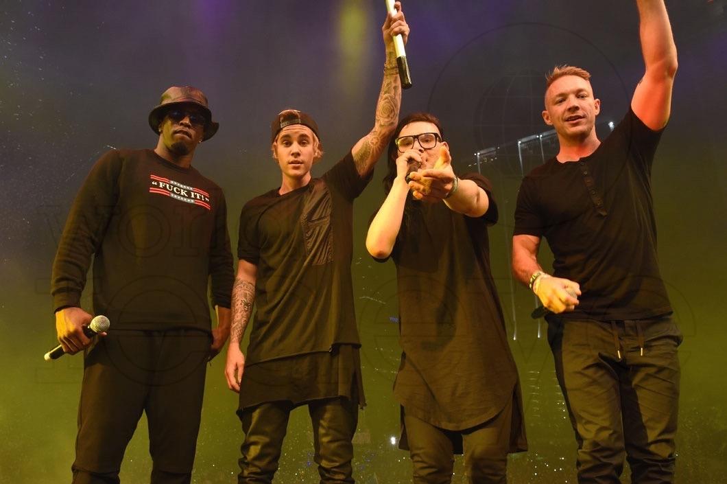 Justin Bieber, Ariana Grande, & Sean
