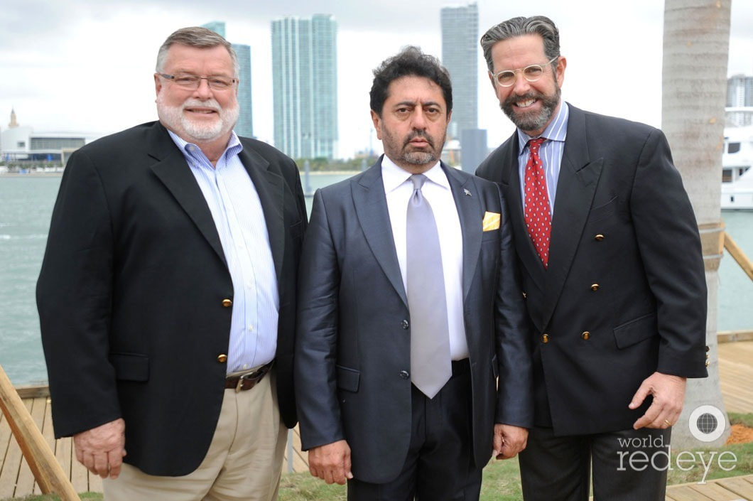 Mike Frank, Mehmet Bayraktar, & Mark Bailey