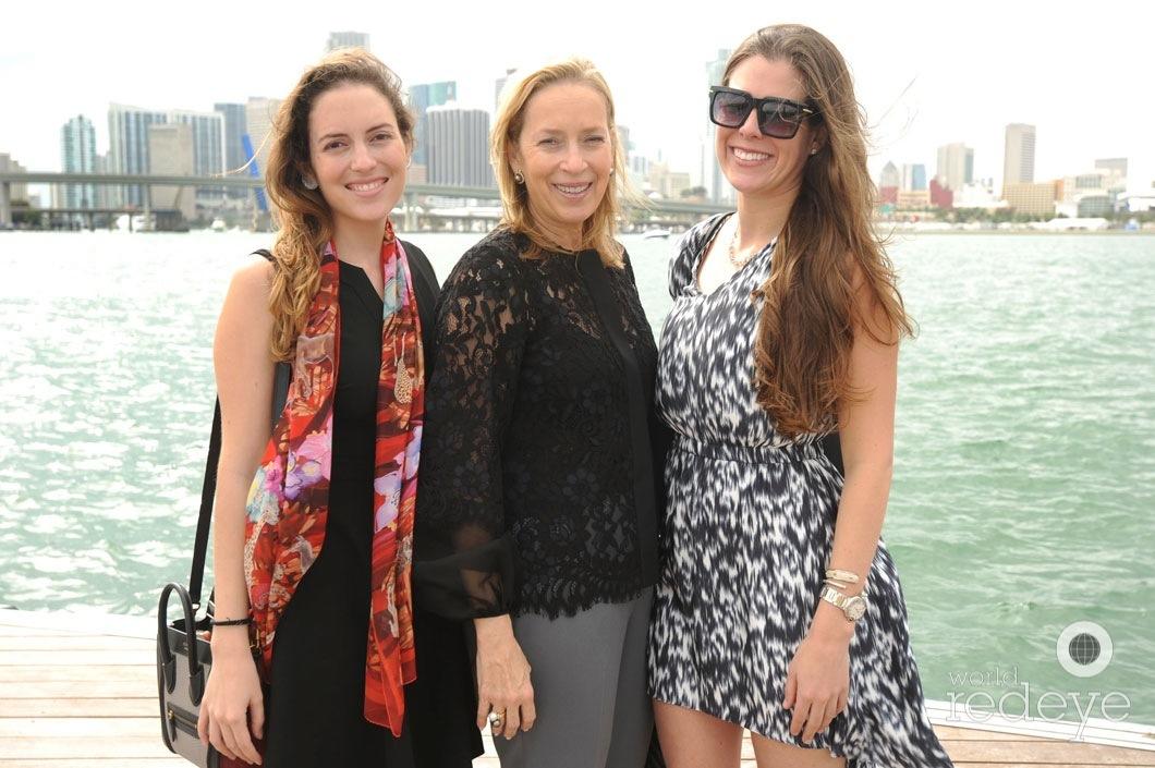 43-Alicia Lamadrid, Alicia Cervera, & Alexandra Elfmont