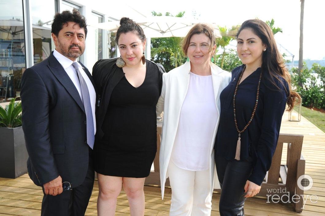 Mehmet, Dilay, Sukriye, & Bahar Bayraktar