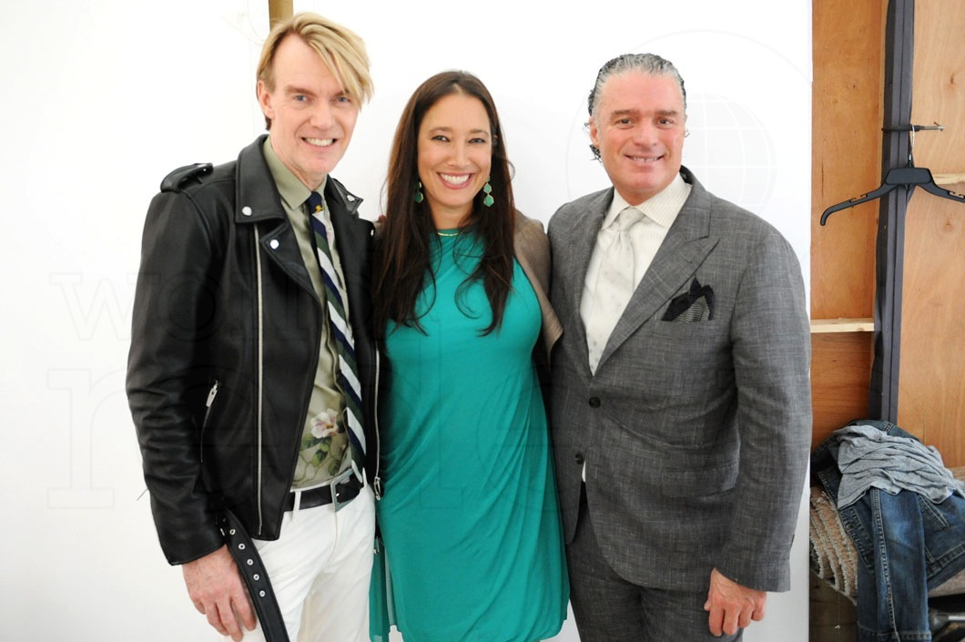 Ken Downing, Katherine Rubino, & Stephen Brunelle