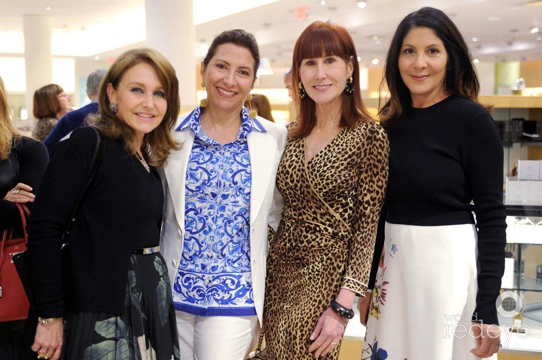 Felicia Marie Knaul, Annelies Da Costa Gomez, Jayne Abess, & Yolanda Berkowitz